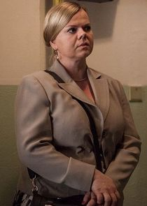Mgr. Anna Švihlíková, státní zástupkyně