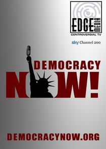 Democracy Now! cover