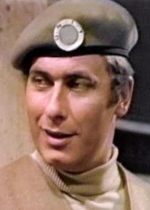Sergeant Benton