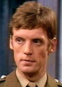 Captain Mike Yates