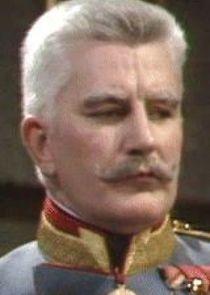 Count Conrad Von Hotzendorf