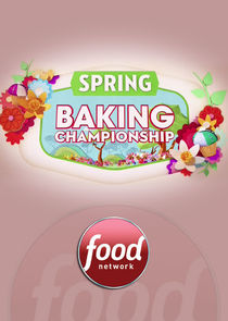 Spring Baking Championship cover