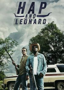 Hap and Leonard cover