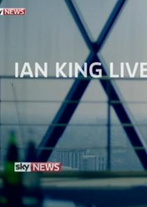 cover for Ian King Live