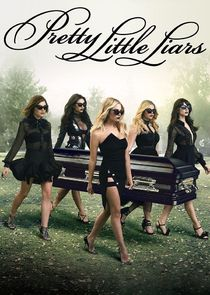 Pretty Little Liars cover