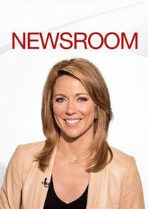 CNN Newsroom with Brooke Baldwin cover