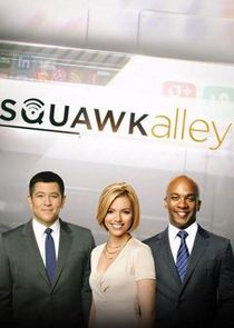 Squawk Alley cover