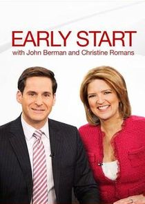 Early Start with John Berman and Christine Romans