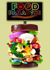 Food Paradise cover