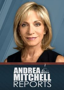 Andrea Mitchell Reports cover