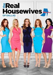 The Real Housewives of Dallas cover