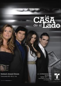 cover for La casa de al lado
