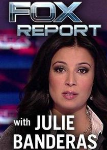 FOX Report Weekend cover