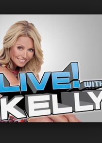 Live! with Kelly cover