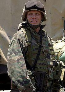 Gunnery Sgt. Mike