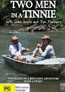Two Men in a Tinnie