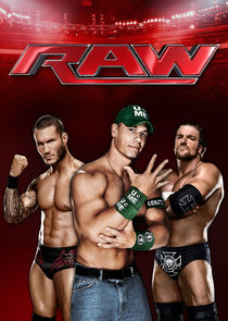WWE Monday Night RAW cover