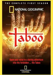 cover for Taboo