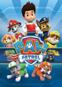 Paw Patrol cover