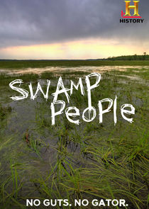 Swamp People cover
