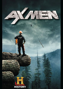 Ax Men cover