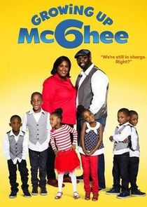 Growing Up McGhee cover