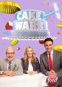 Cake Wars cover