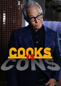 Cooks vs. Cons cover