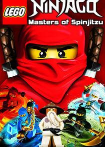 LEGO NinjaGo: Masters of Spinjitzu cover
