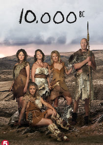 cover for 10,000 BC