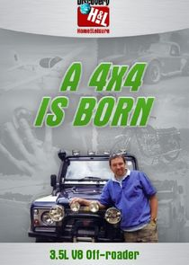 cover for A 4x4 is Born