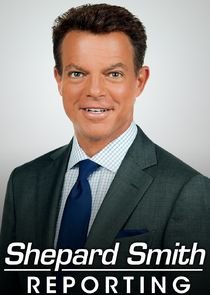 Shepard Smith Reporting cover
