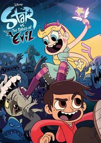 Star vs. the Forces of Evil cover