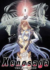 cover for Xenosaga: The Animation
