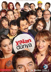 cover for Yalan Dünya