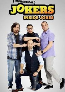 Impractical Jokers: Inside Jokes cover