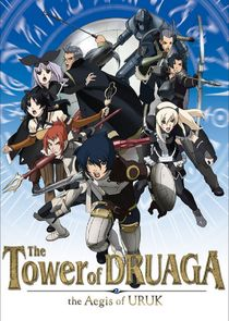 The Tower of Druaga: The Aegis of Uruk