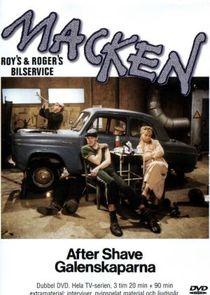 cover for Macken