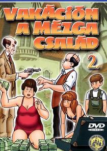 cover for Vakáción a Mézga család