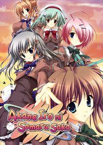 WatchStreem - Watch Akane-Iro ni Somaru Saka