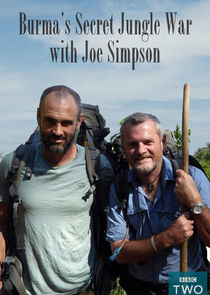 Burma's Secret Jungle War with Joe Simpson