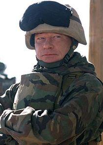 Sgt. Maj. John Sixta