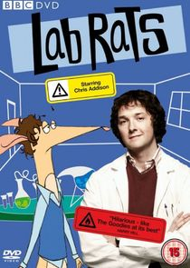 cover for Lab Rats