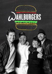 cover for Wahlburgers