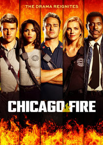 Chicago Fire cover
