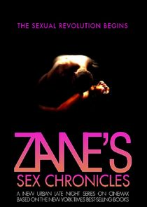 cover for Zane's Sex Chronicles