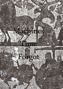 cover for Machines Time Forgot