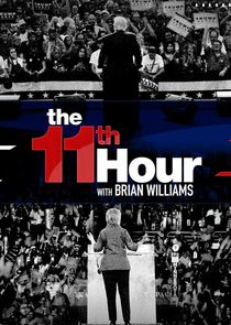 The 11th Hour with Brian Williams cover