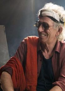 Keith Richards' Lost Weekend