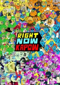 Right Now Kapow cover